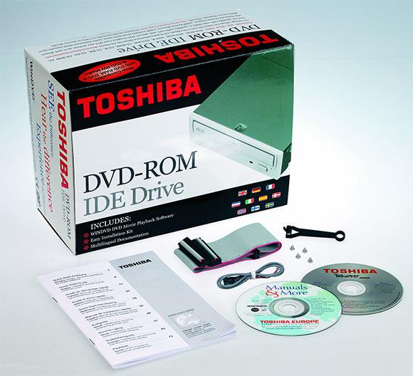Toshiba DVD
