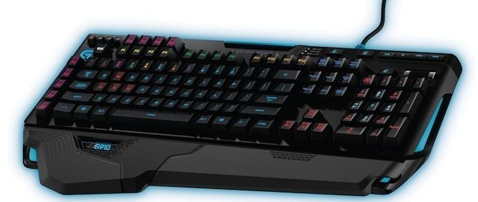 Logitech анонсировала «самую крутую в мире» игровую клавиатуру
