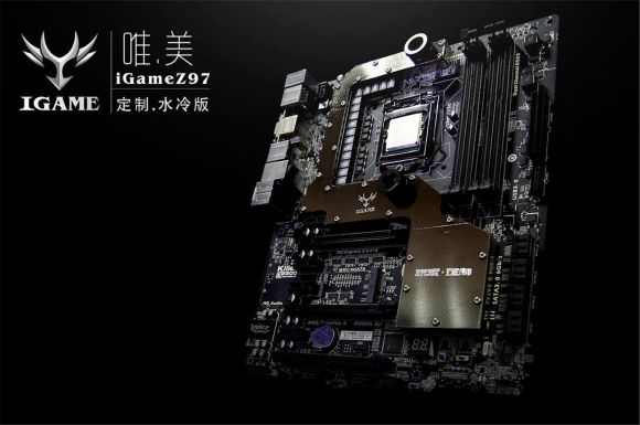 Chaintech iGame Z97