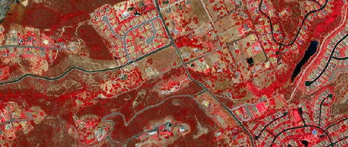 DigitalGlobe выбрала 25 самых красивых снимков Земли из космоса