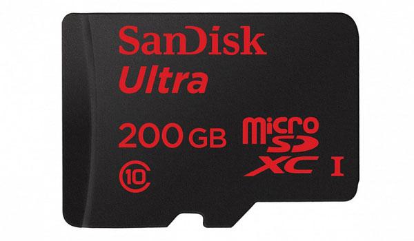 Ultra microSDXC UHS-I Premium Edition