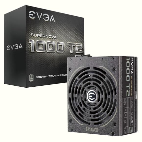 БП EVGA SuperNOVA T2