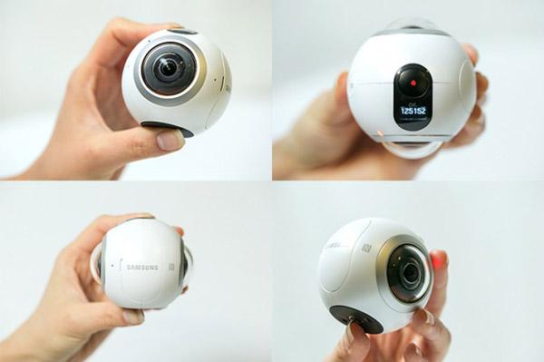 Samsung Gear 360 Pro