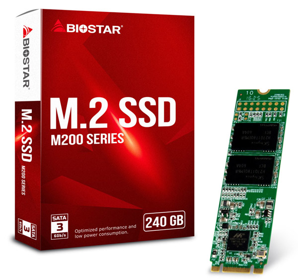 Biostar M200