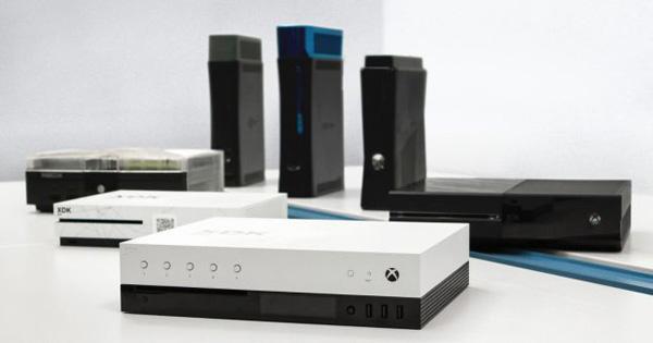 Microsoft Xbox Project Scorpio