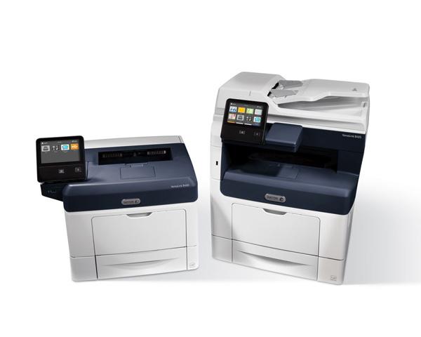 МФУ Xerox VersaLink B405 и принтер Xerox VersaLink B400