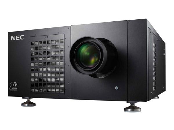 Флагманский кинопроектор NEC NC3540LS