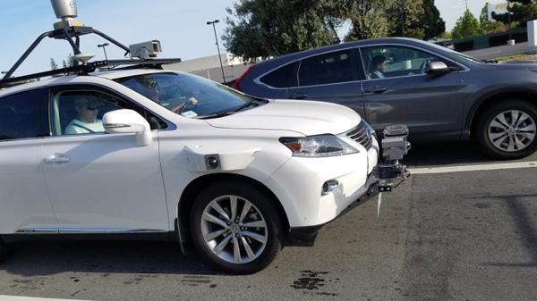 Автономный автомобиль Apple