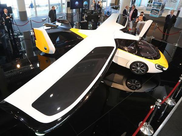 К 2020 году Uber разработает летающий автомобиль