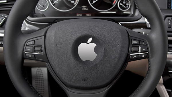 Автономный автомобиль Apple Titan