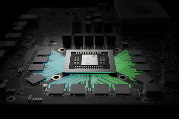 Microsoft Xbox Scorpio