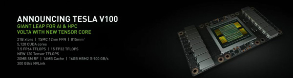 Tesla V100