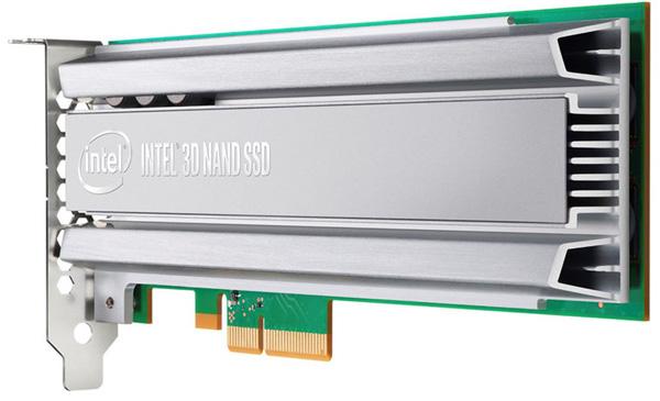 Intel DC P4600 и P4500