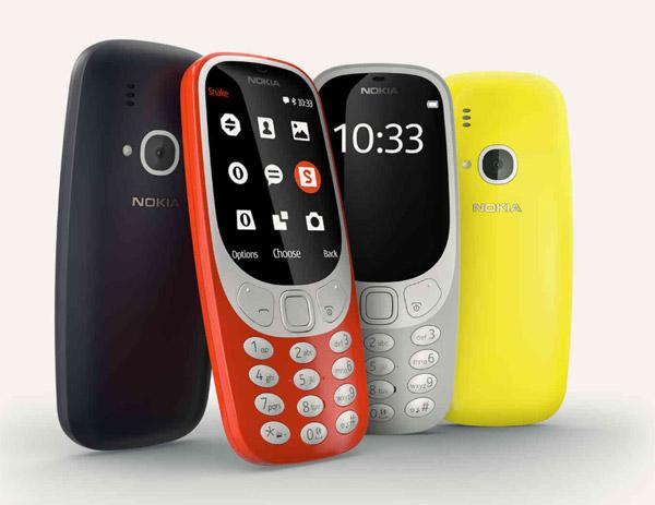 Возвращение Nokia 3310